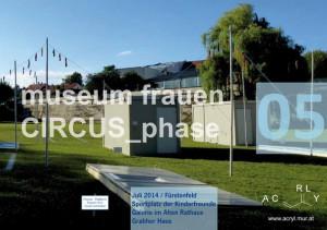 Dokumentation-frauen-CIRCUS_phase 05-cover